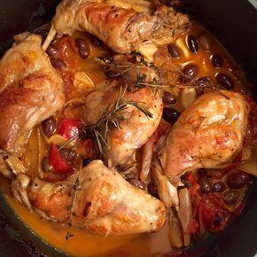 Rezept Geschmorte Kaninchenkeule #recipeshamburgermeat