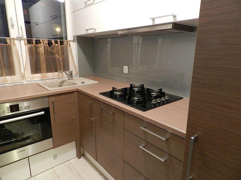 Kuchnia – mała i nowoczesna z wykorzystaniem różnych   -> Plyta Gazowa Do Zabudowy Tanio