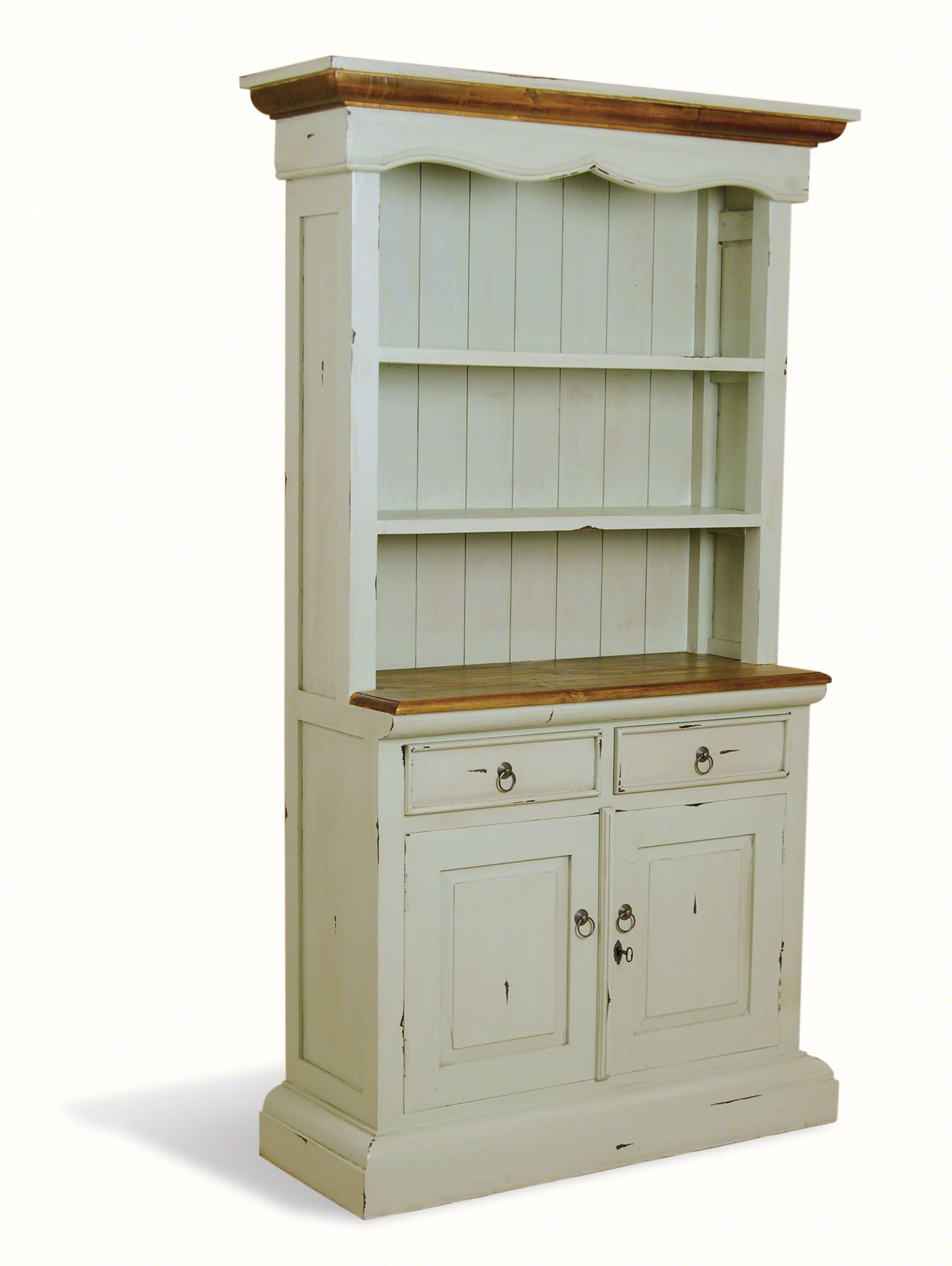 Kitchen Dresser Provence Painted Pine Kitchen Dresser Shabby Chic Kitchen