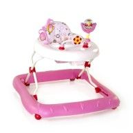 Bright Starts Walk-A-Bout Walker, Pretty in Pink  ......Discounted Sale Price  Free Shipping