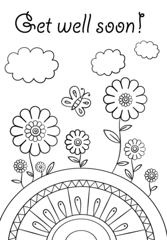 Pin By Melissa Pyle On Wow Get Well Soon Gifts Free Printable Coloring Free Printable Coloring Pages
