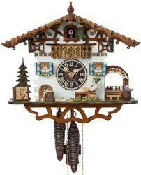Cuckoo Clock Reloj De Cuco Relojes De Abuelo Relojes De Pared