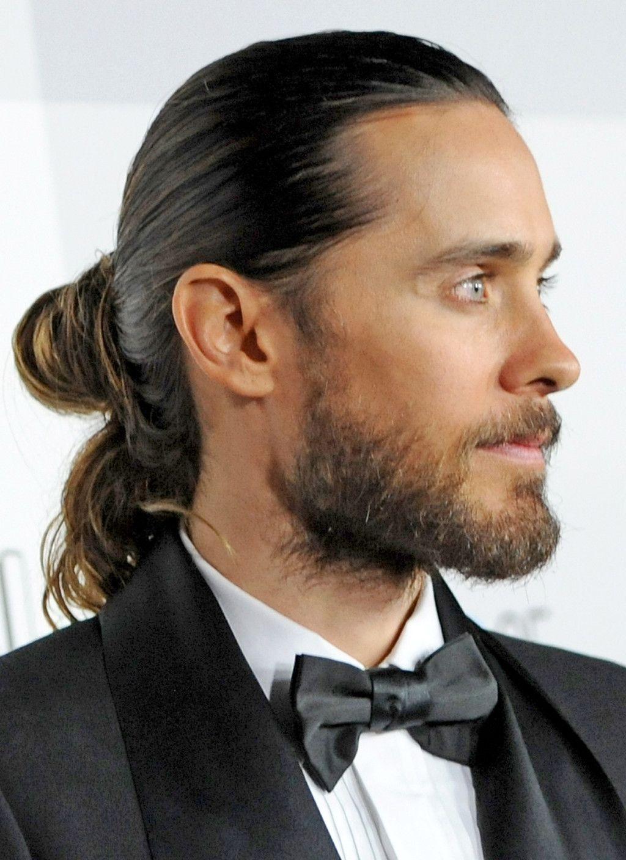 Frisuren Manner Zopf