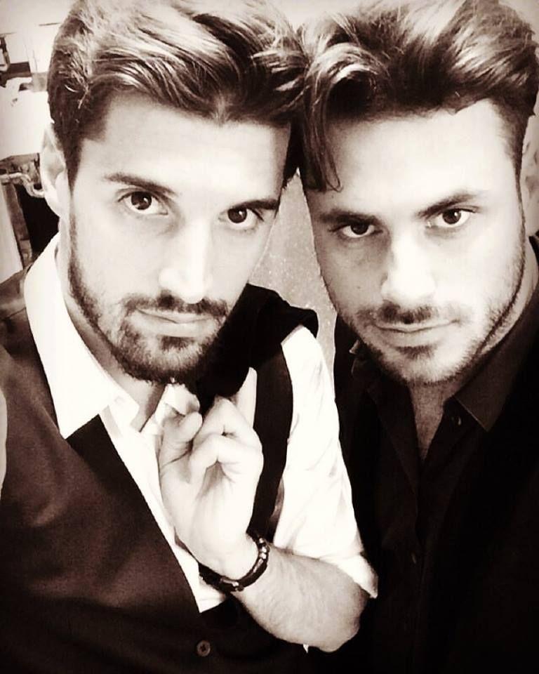 2cellos | Luka Šulić | Stjepan Hauser Hot men in suits