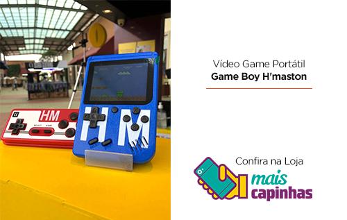 Game Boy Video Game Portátil