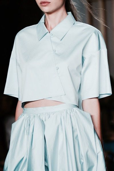 Tibi S/S 2015, New York Fashion Week