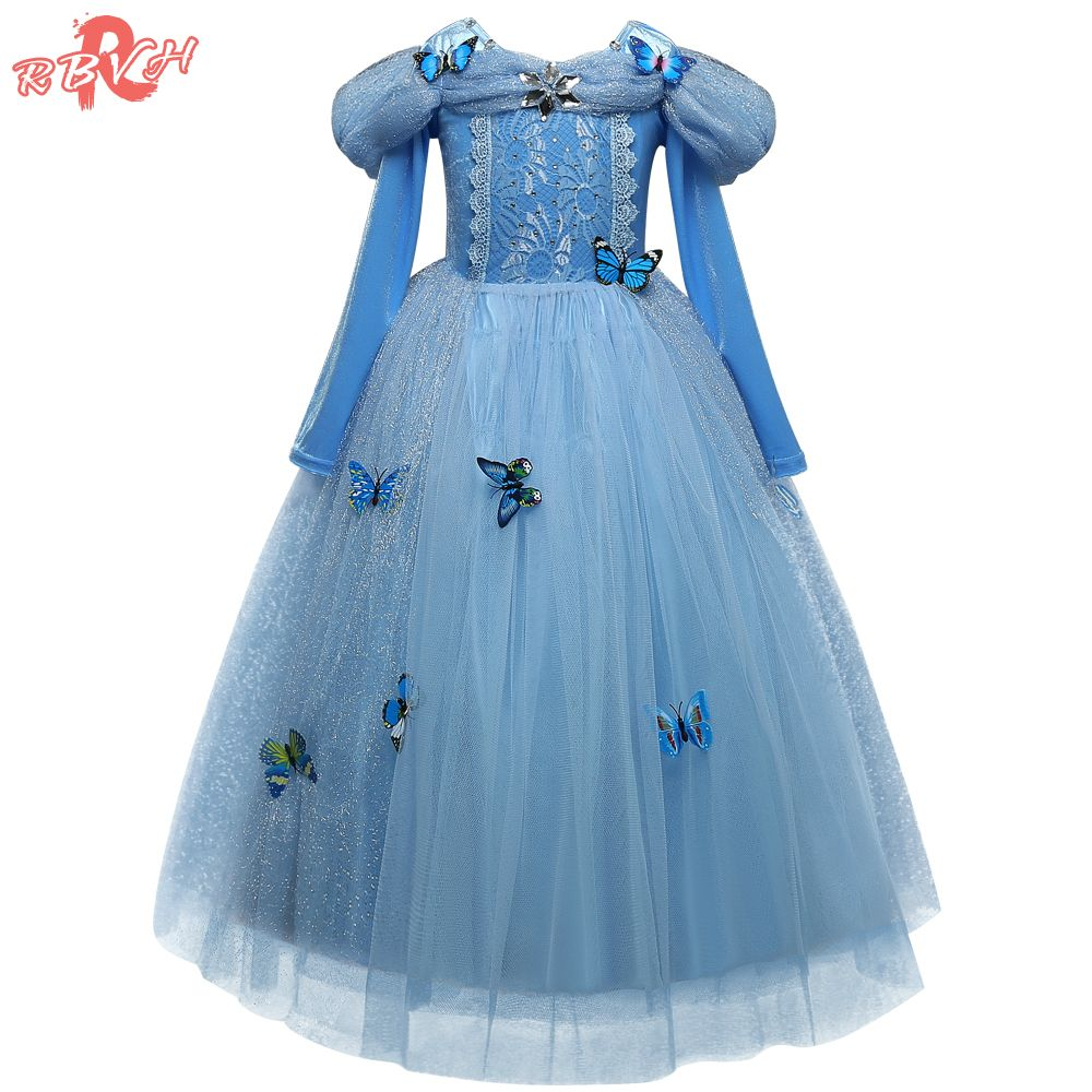 Fantasy Baby Birthday Tutu Outfits Dress Up Baby Girl Dresses ...