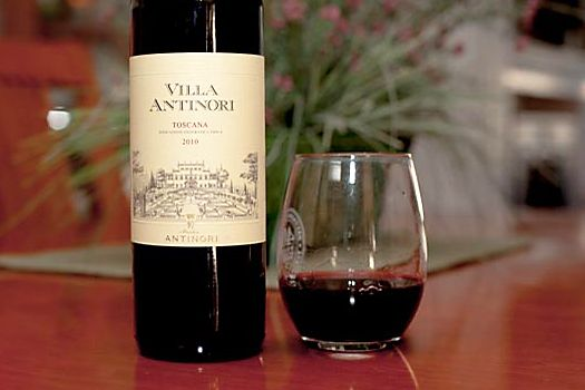 Wine review Villa Antinori Tuscana Red 2010 11.99 Wine