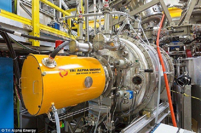 Resultado de imagen de Generación de energía de fusión en el futuro