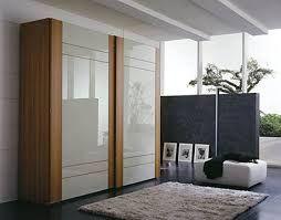 Bedroom Wardrobe Doors Designs Delectable Image Result For Glass Wardrobe Door Designs For Bedroom Indian Inspiration Design