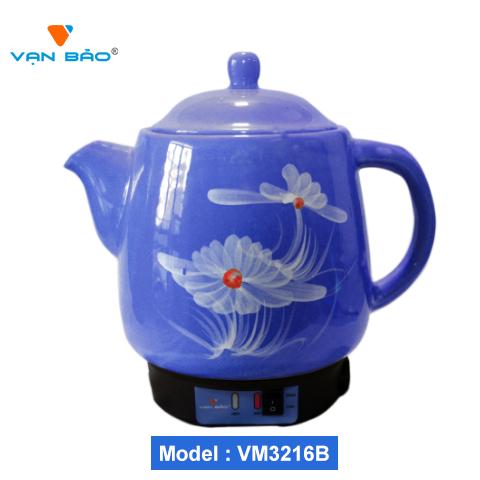Ấm sắc thuốc Vạn bảo VM316B