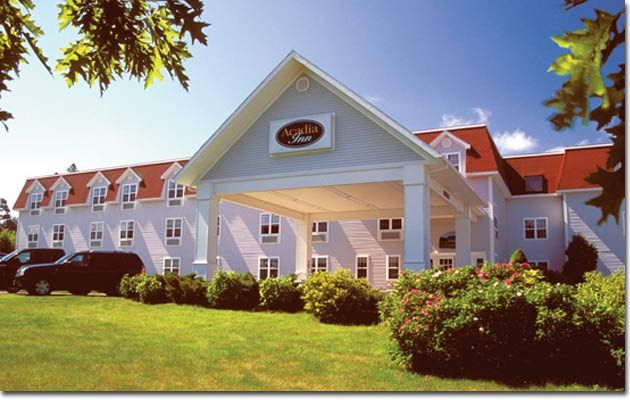 Step Into The Freshness And Comfort Of Acadia Inn Bar Harbor S Most Accommodating Hotel National Park For Perfect Maine
