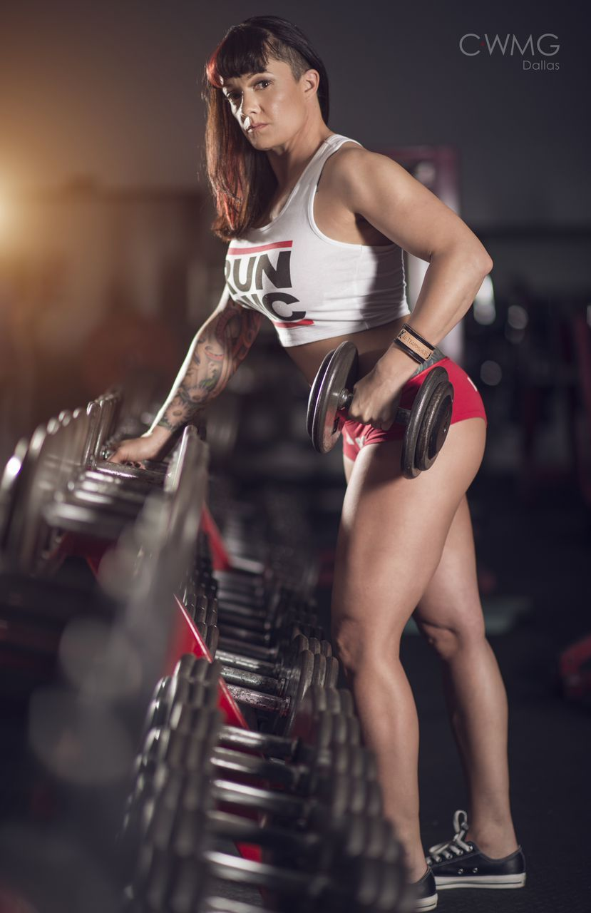 Athlete Anna Kp Campbell Photographer C Withers Media Group Location Strouds Fitness