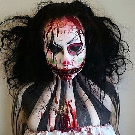 30-scary-halloween-make-up-looks-trends-ideas-2016-1 | Scary ...