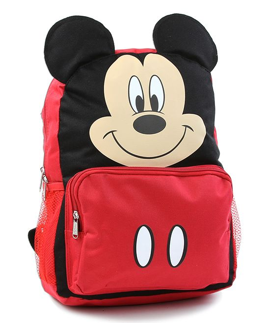 b92a1d598b6 Mickey Mouse Kids  Big Face Backpack