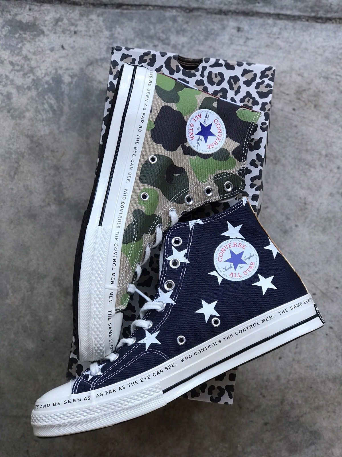 Chuck Taylor All Star 70s Hi New Warriors White