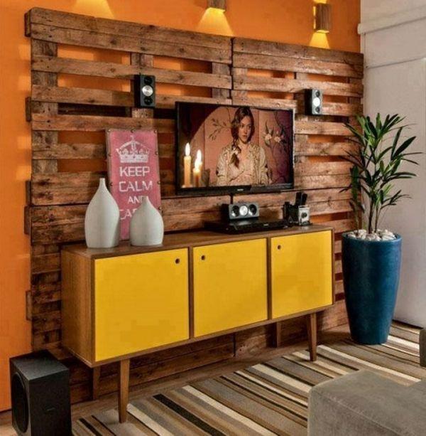 Holzpaletten - Tolle DIY Ideen für Küchen und Essräume ...