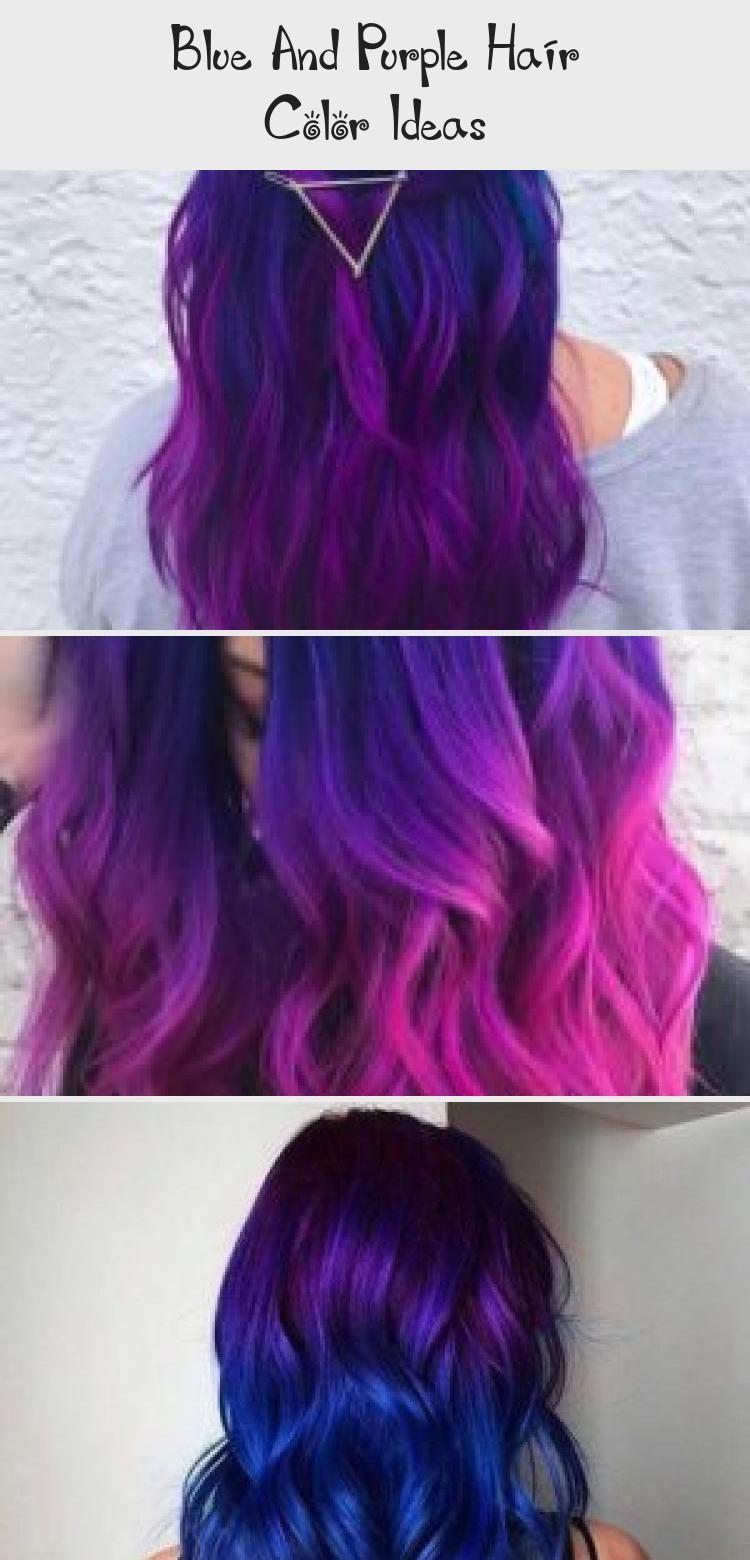 Haarfarbe dunkel lila Animatronics