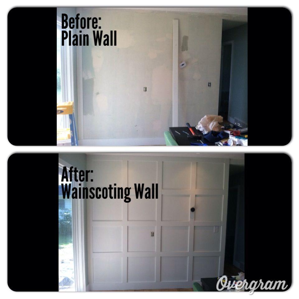 77 Really Cool Living Room Lighting Tips Tricks Ideas: Wainscoting Bathroom