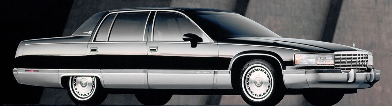 1996 Cadillac Fleetwood With Sunroof All I Want For Christmas