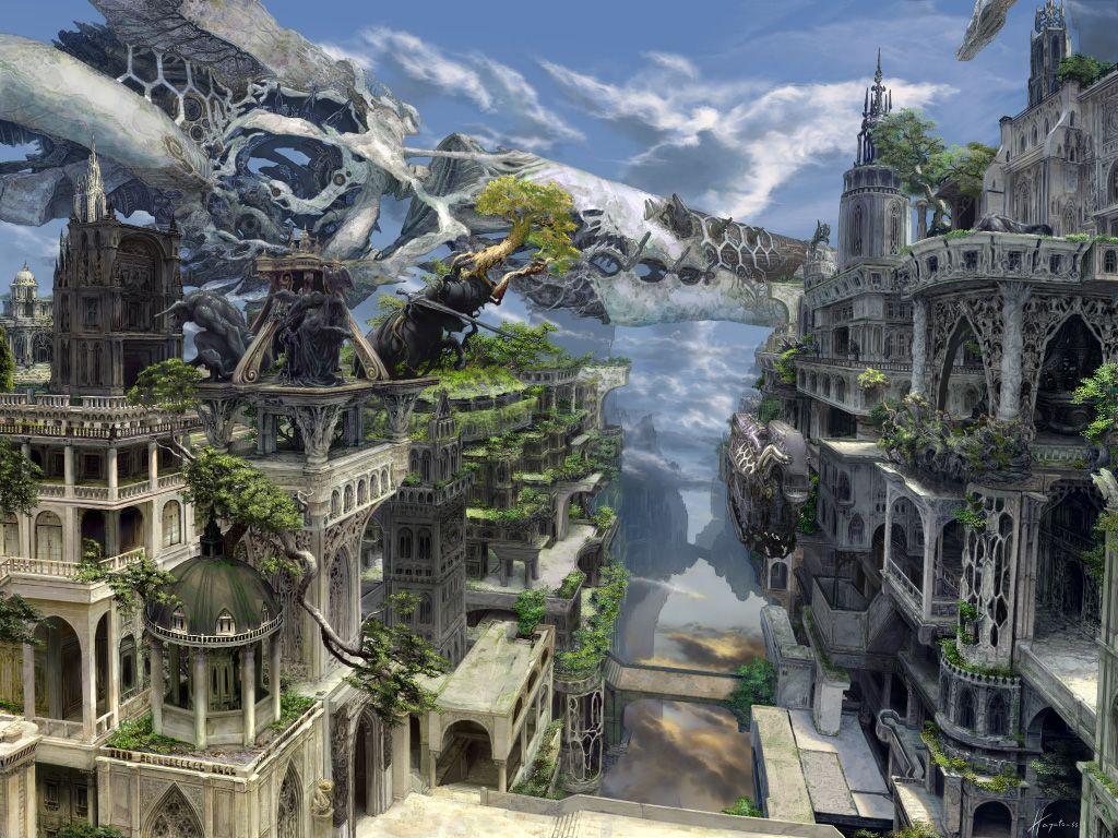 nice!! | ファンタジー風景 | pinterest | ピクセル、おしゃれな壁紙背景