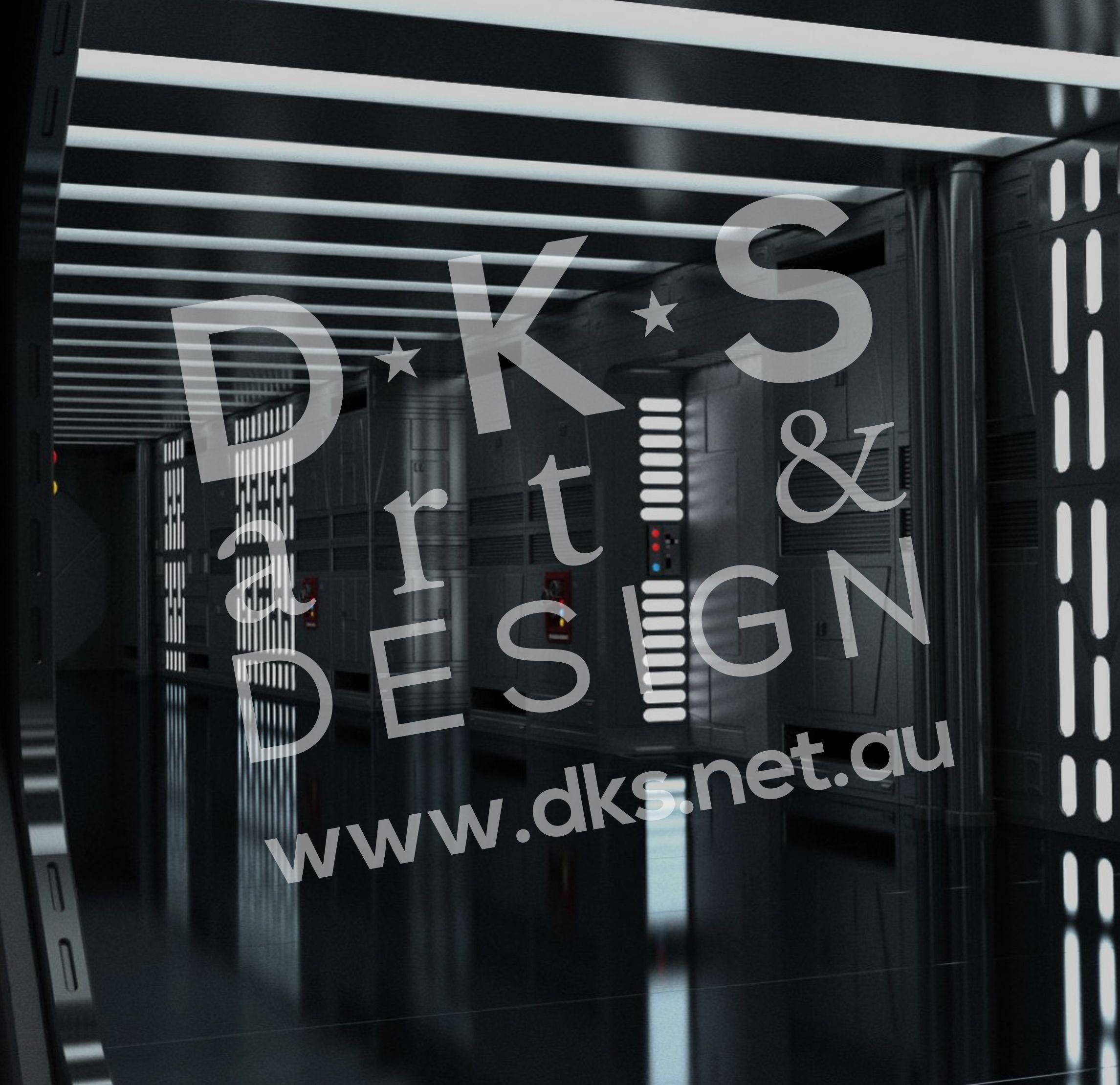 Star Wars Cabinet Star Wars Death Star Display Background Design For Detolf Display