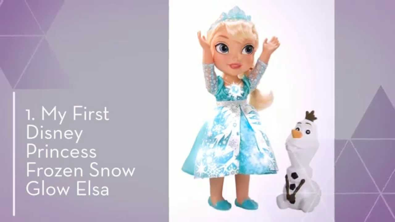Best Toys for 3 Year Old Girls 2014-2015 - Top 5 Gift Ideas for 3 Year Olds - YouTube video.  =)