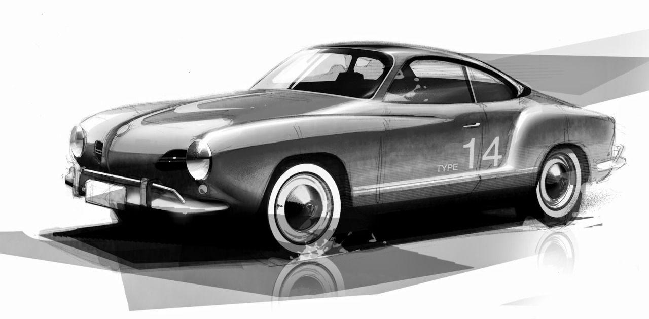 Gashetka | Transportation Design | Arts byVlad Mazolevski: 1950–1967 |Volkswagen...