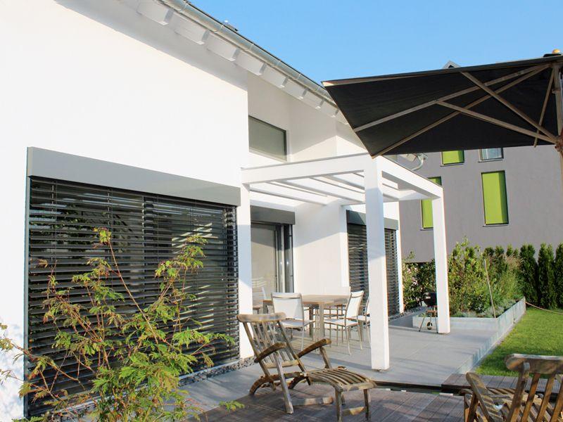 Architekt München Einfamilienhaus architektenhaus 2p raum und lehner haus planung einfamilienhaus