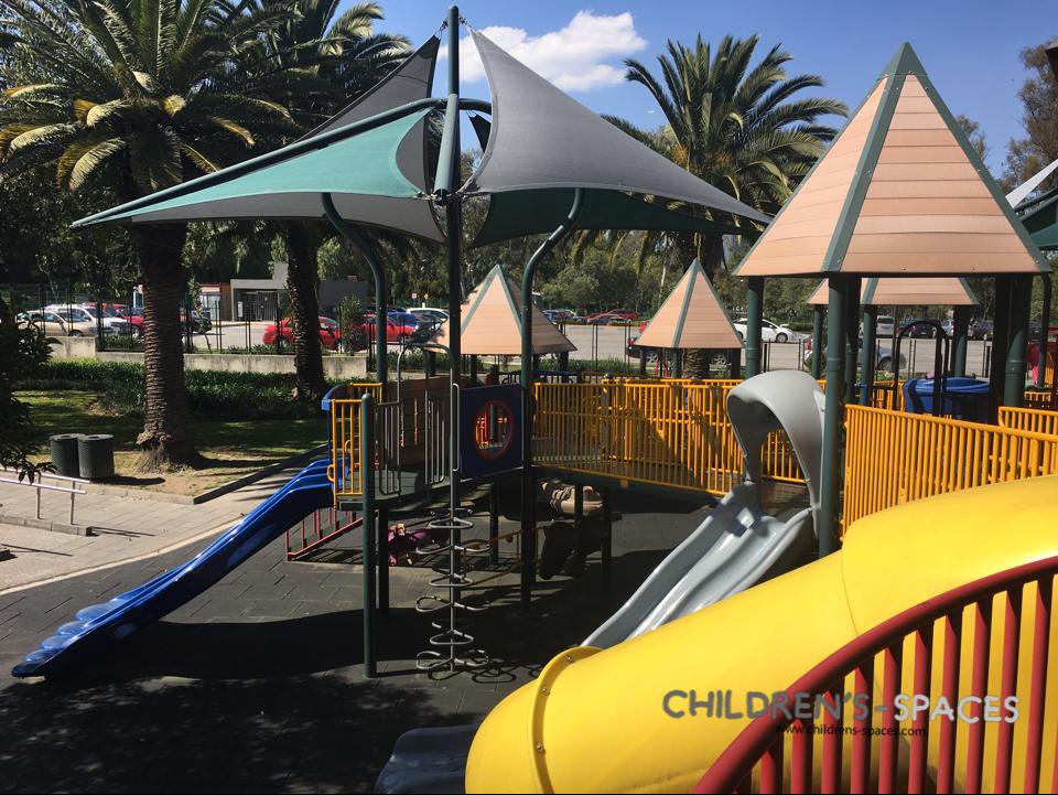 Los Mejores Parques Infantiles Ciudad De Mexico Children S Spaces Parques Infantiles Parques Jardín Infantil