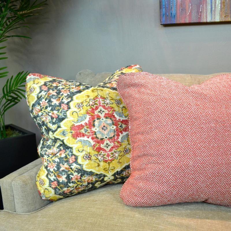 Sam Moore Margo Sofa Chaise - Belfort Furniture - Sofa Sectional ...