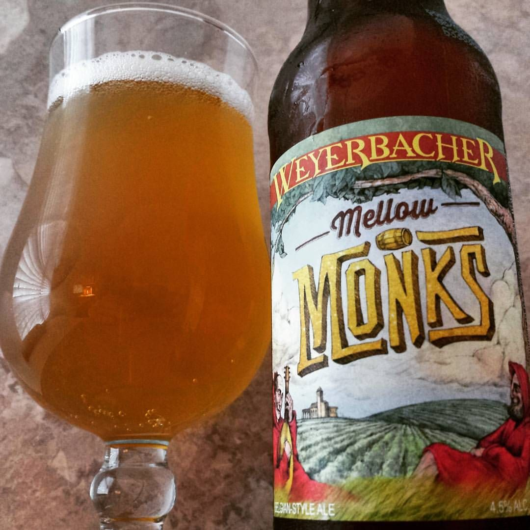 A session version of Merry Monks…Amazing! #Beer #CraftBeer #DrinkCraft…
