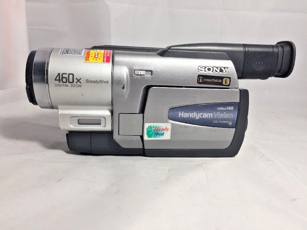 Details about Sony CCD-TRV68 HI8 8mm Camcorder VCR Player