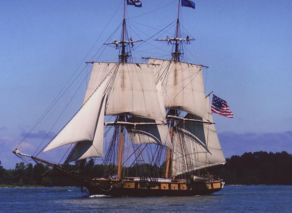 Niagara Full Sail