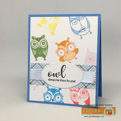 Cat Tales and Paper Trails: Gina K Designs Inspiration Blog Hop – Day 2