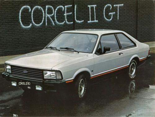 1980 Ford Corcel II GT - Brasil