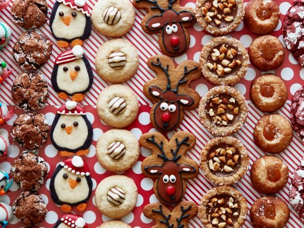 All star holiday cookie recipes food network kitchens food and all star holiday cookie recipes food network kitchens food and christmas cookies forumfinder Image collections