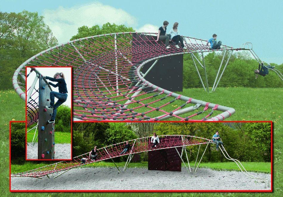 Unique Playground Materials | Playground@Landscape ...