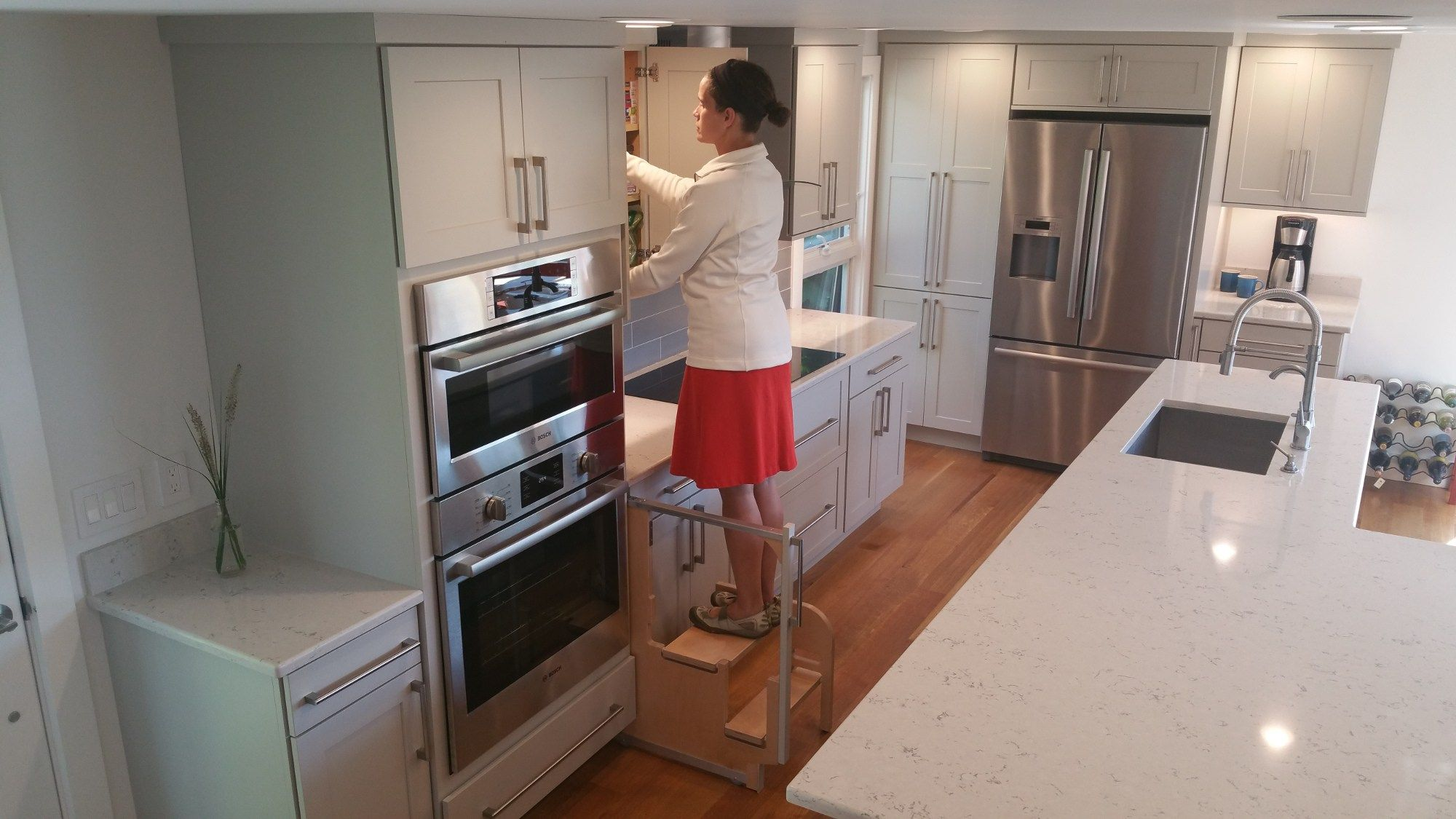 The Hideaway Solutions Step 180 Kitchen canada