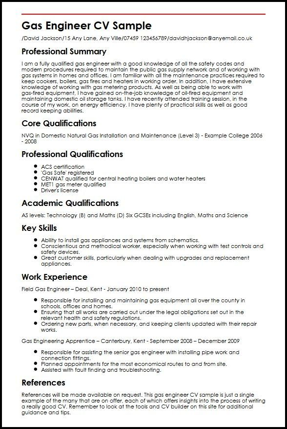 Cool Resume Template Engineering Picture
