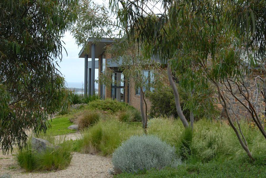 Taking good garden photos composition gardendrum for Australian native garden designs