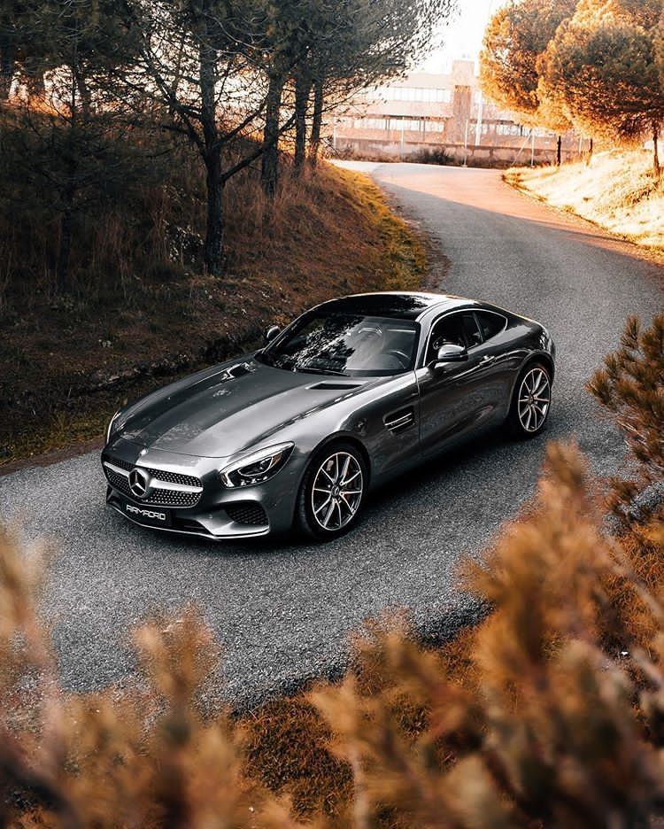Mercedes-AMG GT C Coupé (With Images)