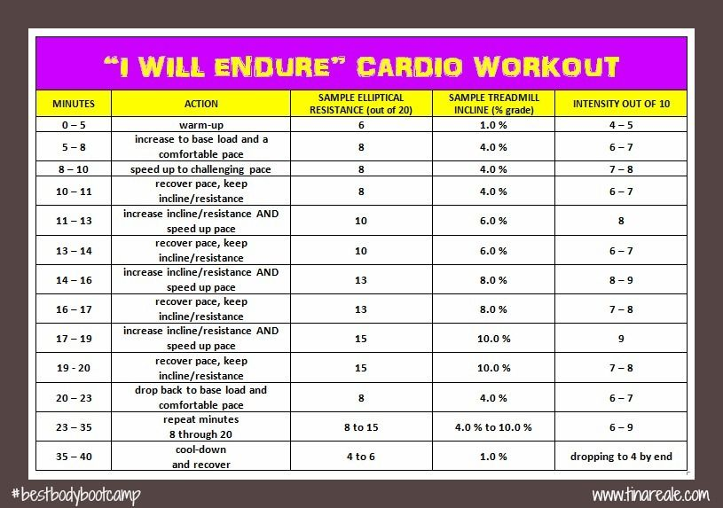 4 Weeks to Better Cardio: Taku's Interval Training