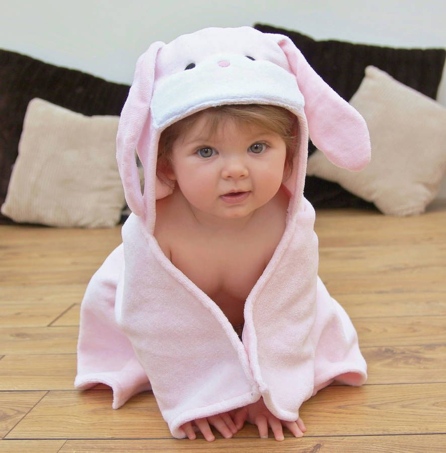 Personalised bonny bunny baby towel pinterest bunny personalised bonny bunny baby towel negle Choice Image