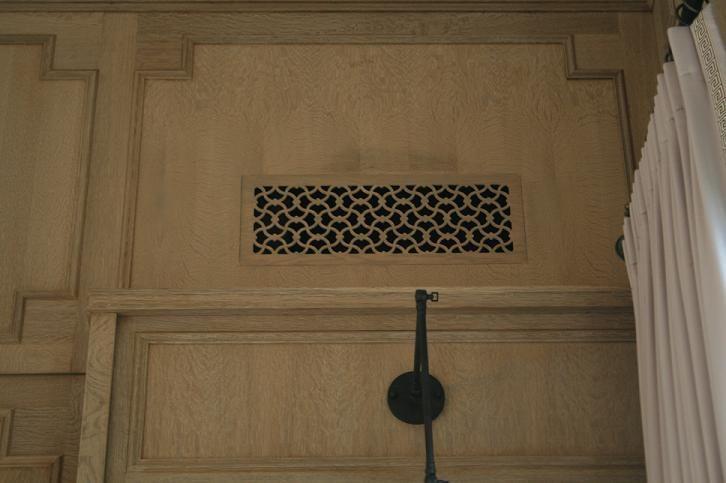 Antique Decorative Registers, Heat Vents, Vent Covers, Floor ...