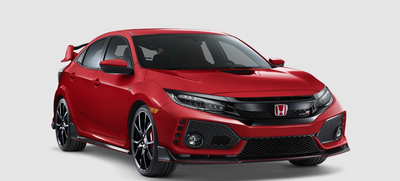 2018 Civic Type R Red Honda Civic Type R Honda Civic Civic