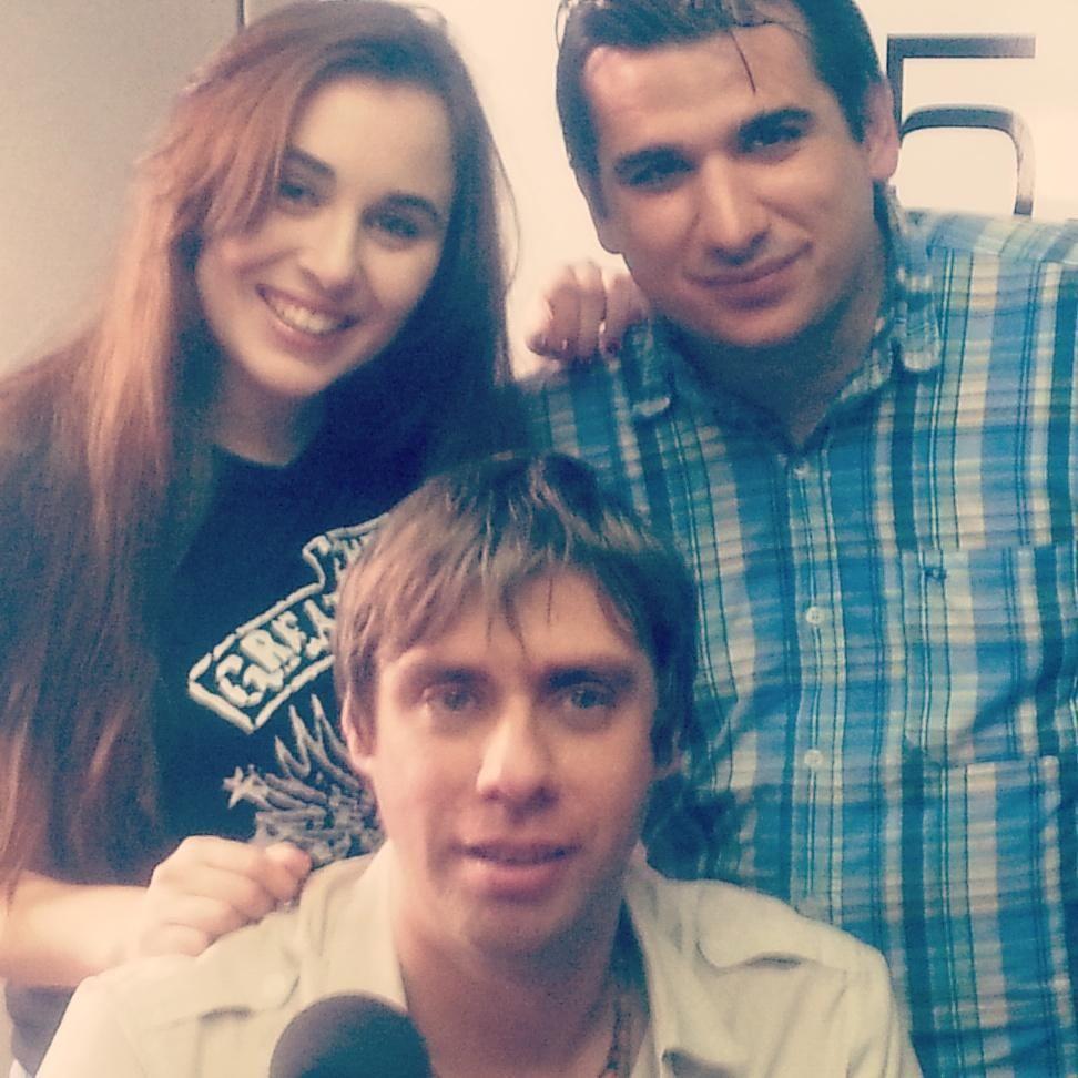 Paso por http://bahiaespectaculos.com #RADIO María Ignacia Petracci contando su experiencia en #ELEGIDOSTELEFE