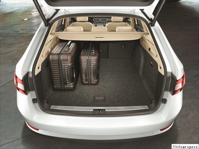 Skoda Superb Superb Iii Combi 2 0 Tdi 190 Hp Dsg7 Diesel