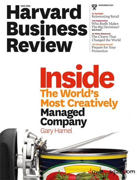 Harvard Business Review - Ideas and Advice for Leaders