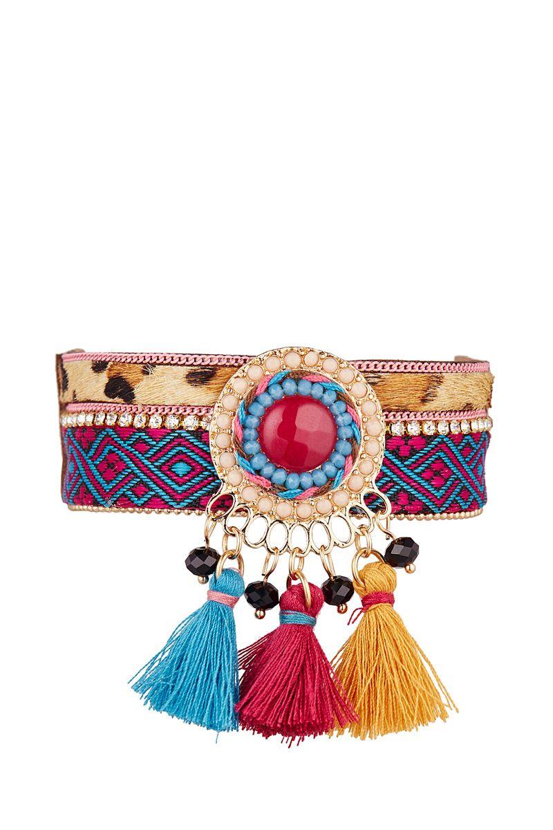 Turbo Vente LA CHIQUITA / 23725 / Manchettes et bijoux de sac  DU93